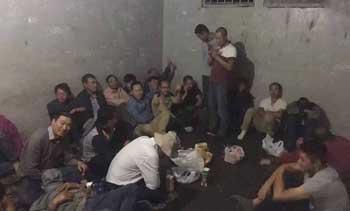 31中国公民被关押