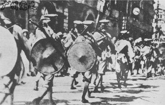 北伐战争_拥有众多共产党员的第四军在北伐战争中战功卓著