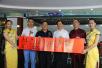 当代名家刘峰中国画慈善公益全国巡展在京开幕