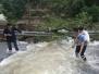 东阳:党员干部防汛救灾风雨中不停歇