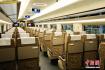 复兴号高铁:车内噪声下降,wifi覆盖车厢
