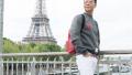TONY先生曝光独家街拍 与巴黎上演亲密邂逅