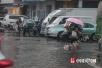强降雨袭东北华北 吉林等局地有大暴雨
