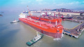 """技术创新赢市场 """"欧华造船""""目前手持订单30艘"""