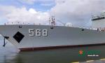 洗刷国耻,中国海军在这里承续荣耀!