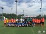 """2017年""""奥运城市杯""""京津冀校园足球邀请赛开球"""