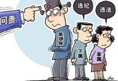 河南浚县检察院下属干警违纪 时任检察长冯天平被问责