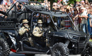 波兰阅兵式庆祝建军节