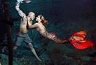 浪漫美人鱼求婚
