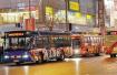 沈阳64条公交线路12月24日夜延时运营