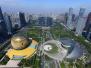 钱江新城:滩涂上崛起杭州新中心