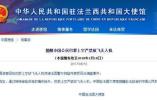中国游客在巴黎放无人机被警方拘留 使馆发布提醒