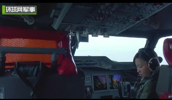 日本海自飞行员妹子
