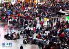 2018春运启幕:铁路首推慢速排队机制遏制网络抢票