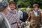 瑞典复古骑行日