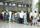 """159.6万人次打""""飞的""""进出 温州机场暑运创新高"""