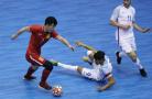 亚太大学生五人制足球锦标赛 伊朗夺冠中国第四