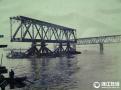 杭州钱塘江大桥80岁了