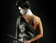 修罗之花:浮世绘纹身艺术