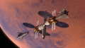 美国公司展示火星登陆舱 实现完全可重复使用