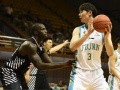 巴斯成辽篮季前赛的最大收获 中投和篮板球能力得到认可