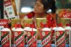 俄媒称中国品牌1年增值44%:总价值超10万亿美元