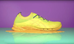 跑鞋之王的黑科技 15秒用微波炉造定制跑鞋