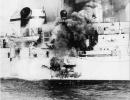 """英军报告获解密:马岛战争""""谢菲尔德""""号如何被击沉"""