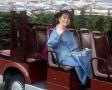 62岁林青霞逛乌镇