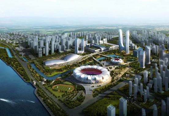 杭州亚运村明年6月开建,2022年1~7月试运行