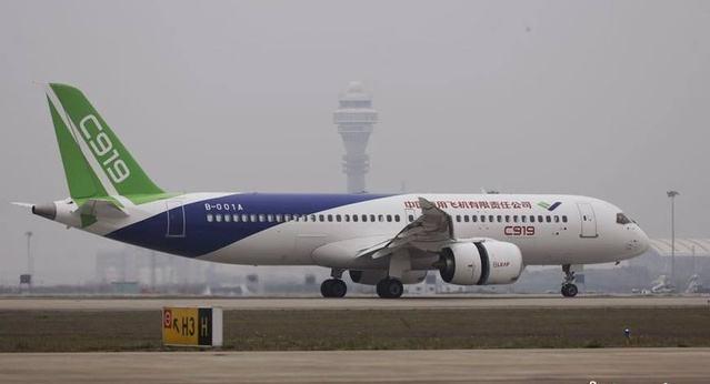 国产客机C919取证试飞正式展开