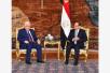 埃及总统塞西会见阿巴斯 强调维护耶路撒冷历史地位
