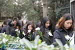 這一刻,南京全城靜止 為30萬死難同胞默哀!