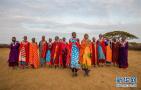 探访肯尼亚 马赛族原始村落
