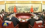 党史首次:刘鹤等超三分之一政治局委员重点发言