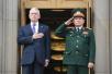 """中国""""淡定""""对待美航母访越 军事实力奠定自信心态"""