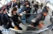 春运第十天现节前客流高峰 广铁日发送旅客172万人次
