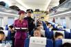 春运前10天全国旅客发送量7.32亿 同比下降3.31%