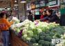 春节临近 山东各地肉蛋菜等生活必需品供应充足