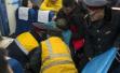 旅客突发脑溢血,江苏邳州火车站16分钟送医救治救回