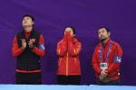 中国队将就平昌冬奥会短道速滑决赛判罚一致性申诉