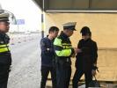 15岁女生离校出走 被交警劝返
