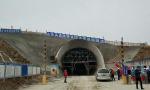 鲁南高铁再传好消息!首个中长隧道顺利贯通