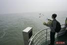 全国首艘骨灰撒海船今日首航