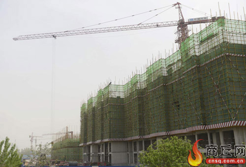 商丘示范区:经济建设和环境建设两手抓