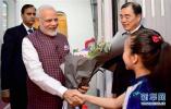 3年内4次访华到访多地 印度总理莫迪选择访问城市有何讲究?