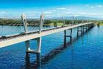 黑龙江大桥中俄双方已全面复工 施工全程可追溯