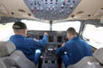 又一架国产ARJ21大飞机完成首次生产试飞,已有5架交付使用