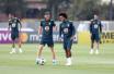 巴西国家队结束世界杯前国内集训