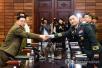 韩朝决定重新开通东西海岸军事热线